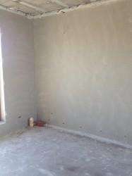 Sienų statybos darbai